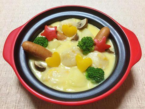 コーンクリーム鍋