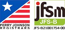 JFS-B規格ロゴ